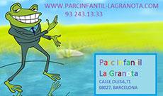PARC INFANTIL LA GRANOTA